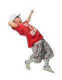 Cool hip-hop young man Stock Photos