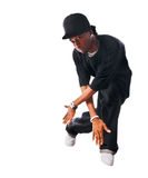 Cool hip-hop young man Stock Image