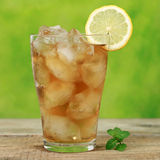 Cool ice tea Stock Images