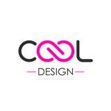 Cool infinity vector logo Stock Photo