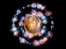 Cool Jewels Royalty Free Stock Photo