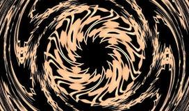 Cool kaleidoscope ballerina background pattern vector illustration