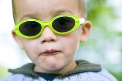 Cool kid Stock Image