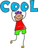 Cool kid Royalty Free Stock Photo