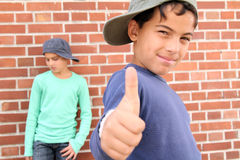Cool kids Stock Images
