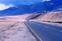 Cool Ladakh scene Stock Photography