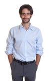Cool latin guy with beard Stock Photo