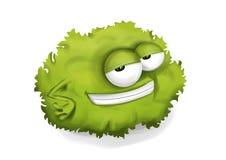 Cool lettuce stock illustration