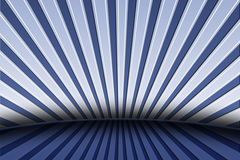 Cool linear pattern in blue Stock Images