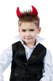 Cool little boy Stock Photo