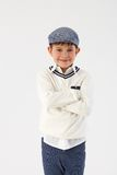 Cool little boy Royalty Free Stock Photos