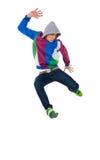 Cool looking dancer Stock Image