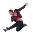 Cool looking dancer Stock Photos