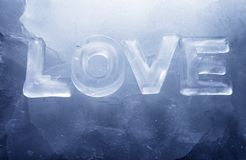 Cool Love Stock Photography