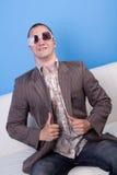 Cool man Royalty Free Stock Image