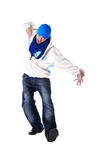 Cool man modern dancer Stock Photography
