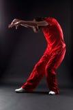 Cool man modern dancer Stock Photography