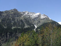 Cool Manali peak Stock Photo