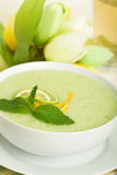 Cool Melon Soup Royalty Free Stock Images