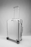 Cool metal travel case Stock Images