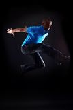 Cool modern dancer in action Stock Photos