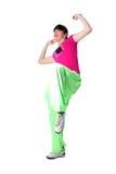 Cool modern woman dancer Stock Photo
