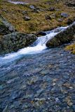 Cool mountain stream Royalty Free Stock Photography