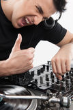 Cool music. Royalty Free Stock Photography