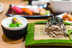 Cool noodle japan Royalty Free Stock Photo