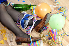 Cool party Stock Photo