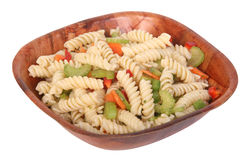 Cool  pasta salad Stock Photography