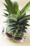 Cool Pineapple Stock Photo