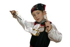 cool pirata Fotografia Stock