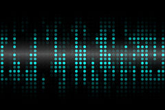 Cool pixel background Stock Image