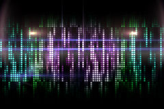Cool pixel background Royalty Free Stock Image