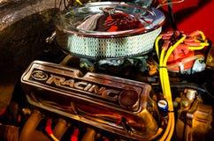 Cool Racing Engine Stock Photography