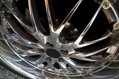 Cool Rims Stock Photos