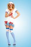 Cool sailor. Stock Photos