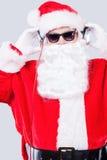 Cool Santa. Royalty Free Stock Photo