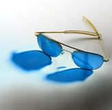 Cool shades Royalty Free Stock Images