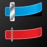Cool Shipping tag design Stock Photos
