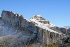 Cool slightly rocky peaks Stock Photo