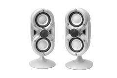 Cool Speakers Stock Image