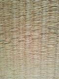 Straw curtain texture. Cool straw texture stock image