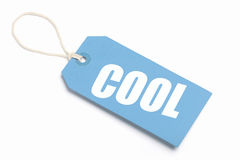 Cool Tag Royalty Free Stock Images
