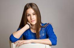 Cool teen girl. Royalty Free Stock Image