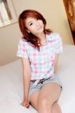 Cool teenage model girls Royalty Free Stock Photography