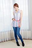 Cool teenage model girls Stock Photo
