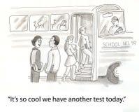 Cool test Stock Photos