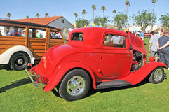 Cool Three Window Coupe Stock Images